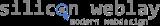 silicon weblay logo